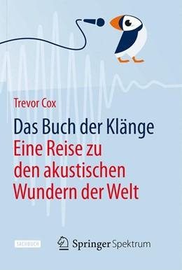 Abbildung von Cox   Das Buch der Klänge   1. Auflage   2015   beck-shop.de