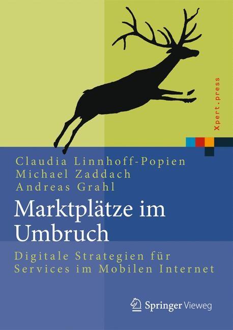 Marktplätze im Umbruch   Linnhoff-Popien / Zaddach / Grahl   2015, 2015   Buch (Cover)
