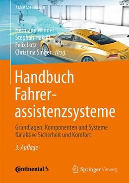 Abbildung von Winner / Hakuli / Lotz | Handbuch Fahrerassistenzsysteme | 3., überarbeitete und ergänzte Auflage | 2015 | Grundlagen, Komponenten und Sy...