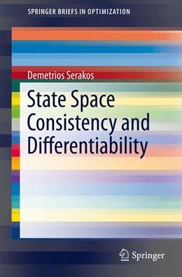 Abbildung von Serakos | State Space Consistency and Differentiability | 1. Auflage | 2015 | beck-shop.de