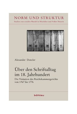Abbildung von Denzler | Über den Schriftalltag im 18. Jahrhundert | 1. Auflage | 2016 | beck-shop.de