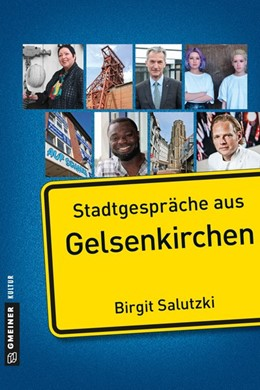 Abbildung von Salutzki   Stadtgespräche aus Gelsenkirchen   1. Auflage 2015   2015