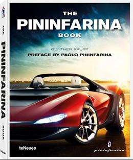 Abbildung von Raupp | The Pininfarina Book | 1. Auflage | 2015 | beck-shop.de