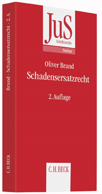 Schadensersatzrecht | Brand | Buch (Cover)