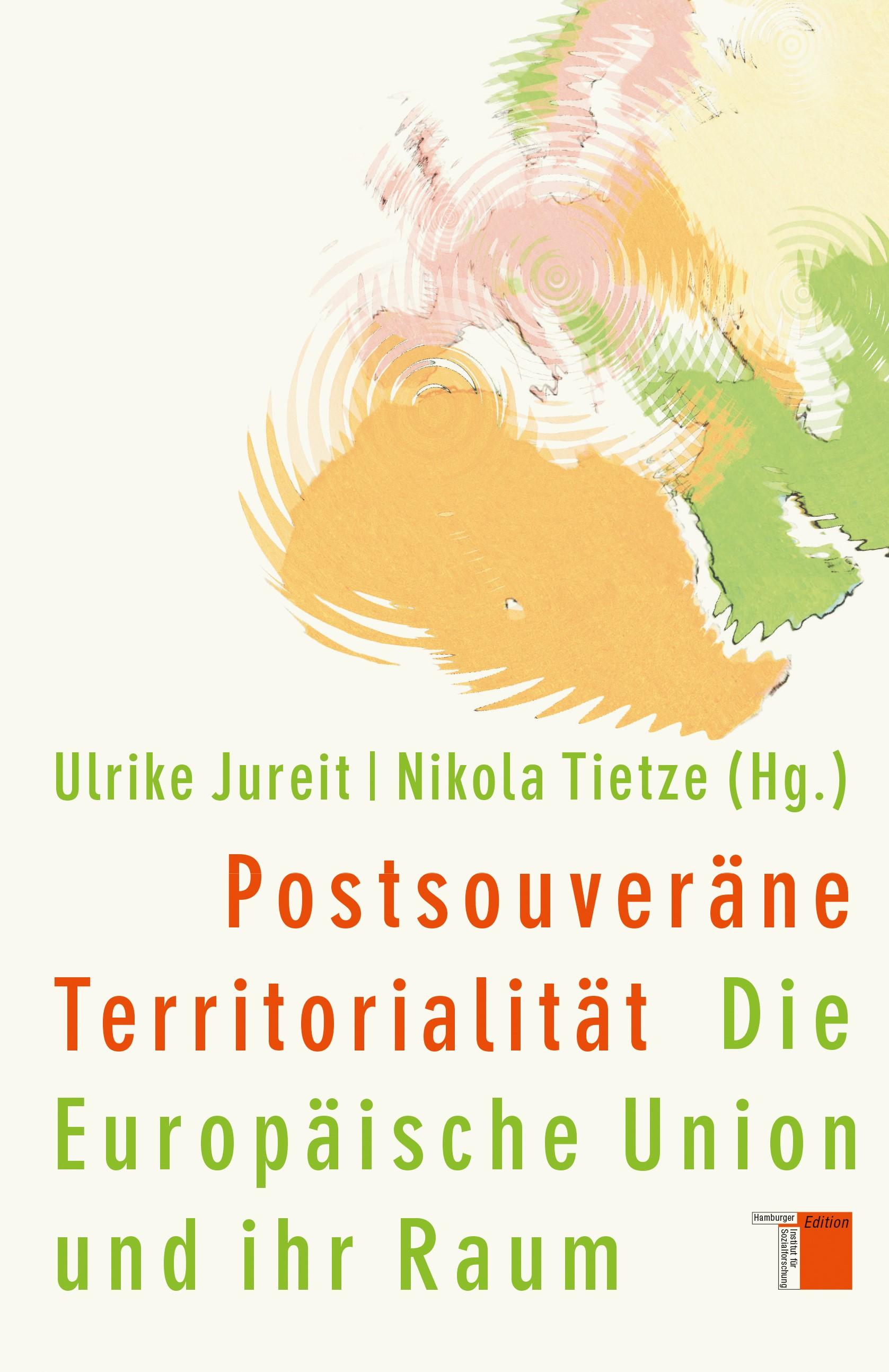 Postsouveräne Territorialität | Jureit / Tietze, 2015 | Buch (Cover)