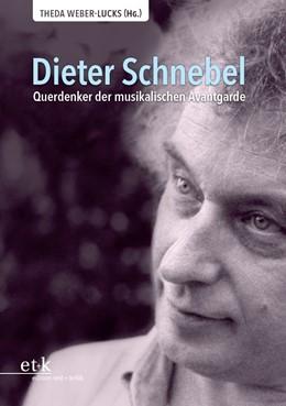Abbildung von Dieter Schnebel | 1. Auflage | 2015 | beck-shop.de
