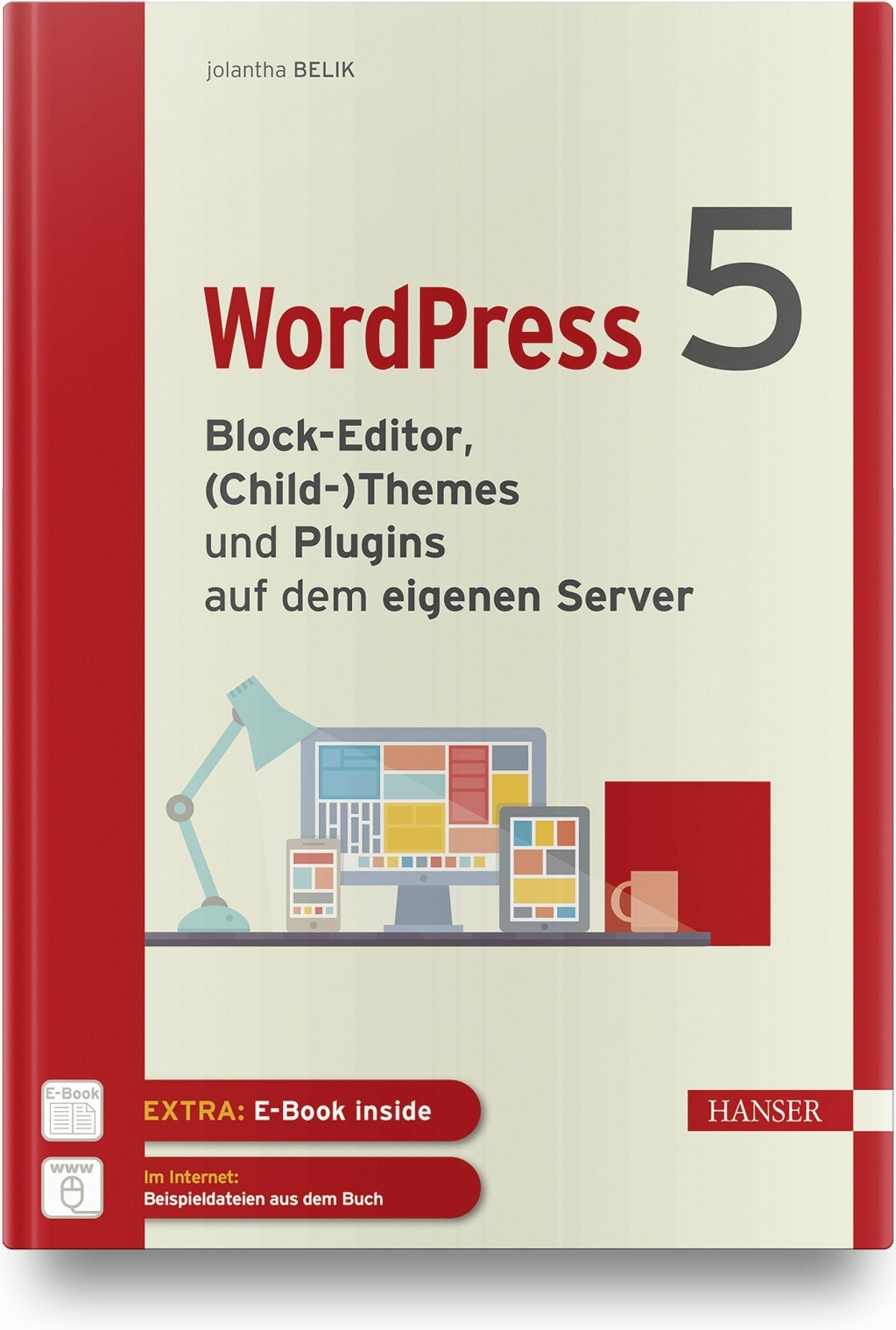 Abbildung von Belik | WordPress 4 | 2020