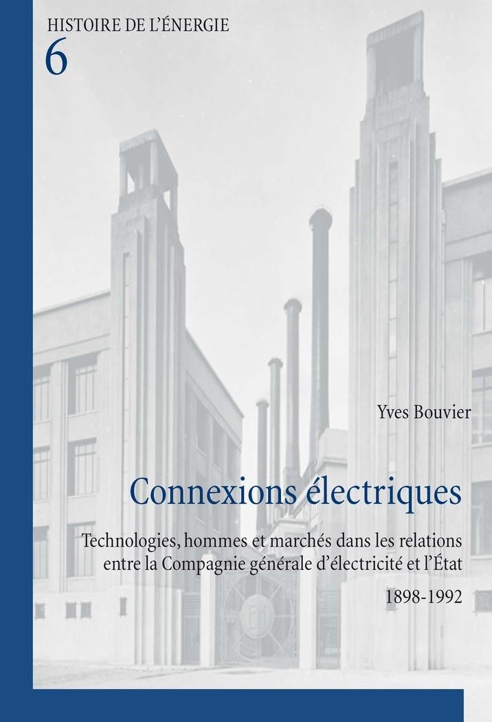 Connexions électriques | Bouvier, 2015 | Buch (Cover)