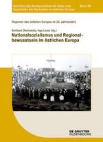Nationalsozialismus und Regionalbewusstsein im östlichen Europa | Olschowsky / Loose, 2016 | Buch (Cover)