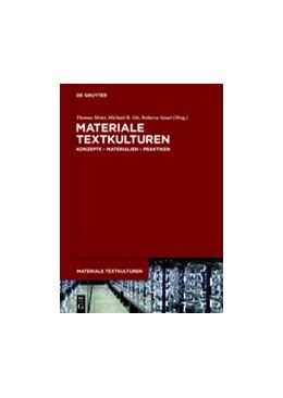 Abbildung von Meier / Ott / Sauer   Materiale Textkulturen   2015   Konzepte – Materialien – Prakt...   1