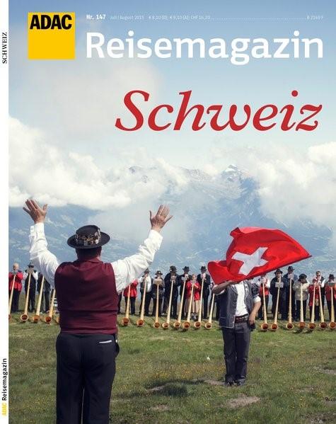 Abbildung von ADAC Reisemagazin Schweiz | 2015