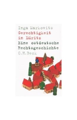 Abbildung von Markovits, Inga | Gerechtigkeit in Lüritz | 2. Auflage | 2014 | beck-shop.de