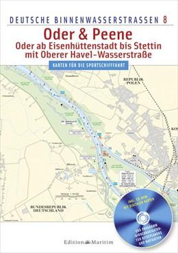 Abbildung von Deutsche Binnenwasserstraßen 08. Oder & Peene - Oder ab Eisenhüttenstadt bis Stettin, mit Oberer Havel-Wasserstraße   2015