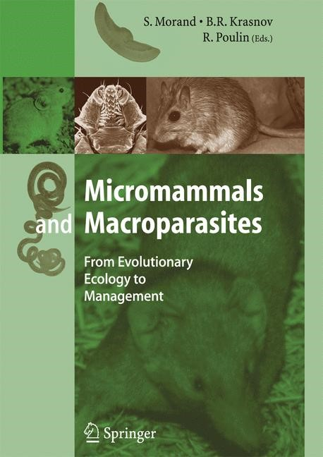 Micromammals and Macroparasites | Morand / Krasnov / Poulin | 2006, 2014 | Buch (Cover)