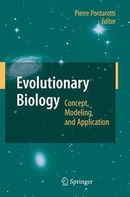 Abbildung von Pontarotti | Evolutionary Biology | 1. Auflage | 2014 | beck-shop.de