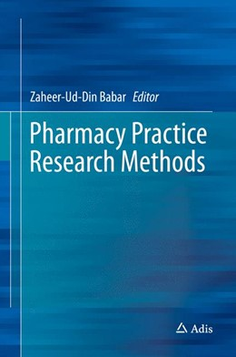 Abbildung von Babar | Pharmacy Practice Research Methods | 2015 | 2015