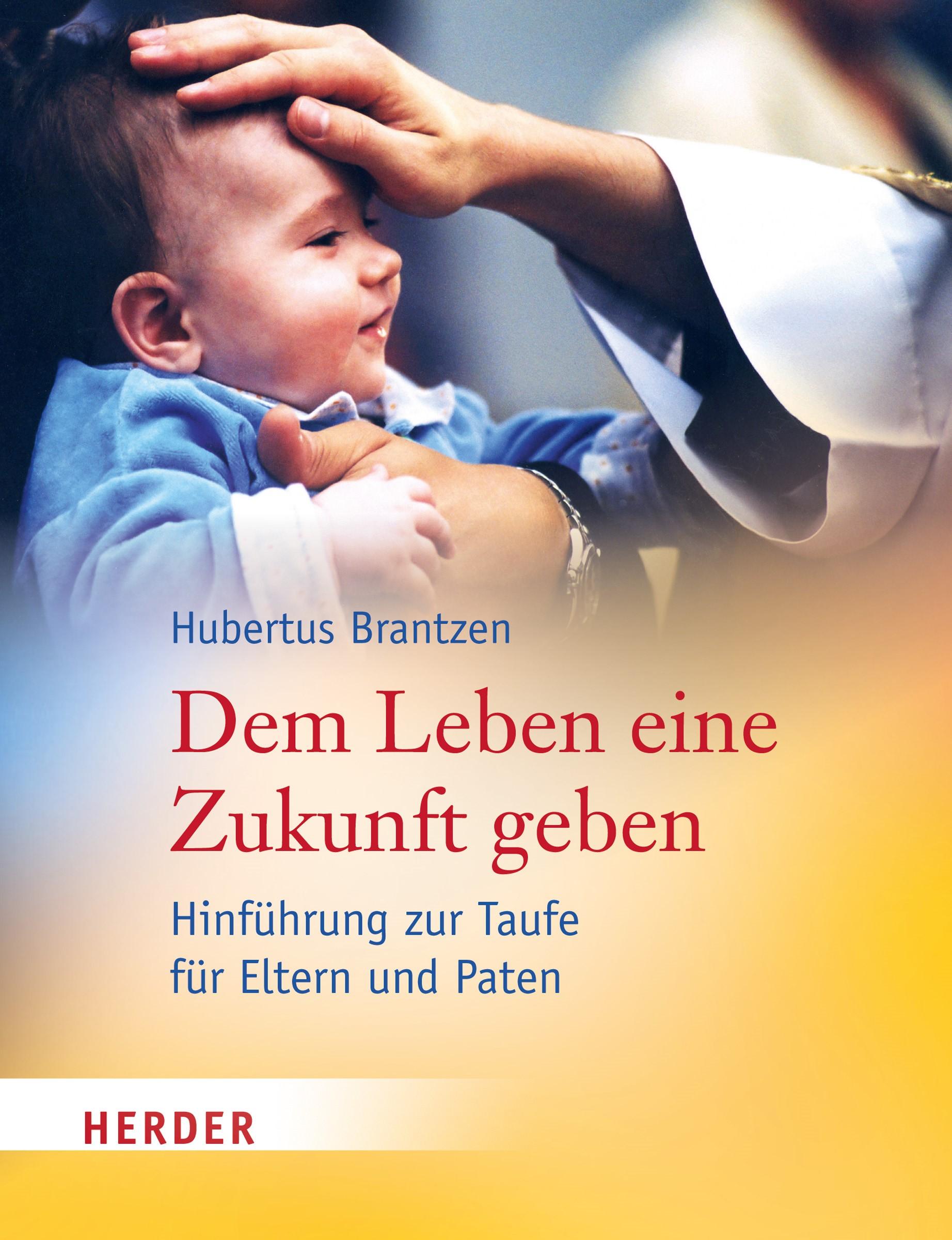 Dem Leben eine Zukunft geben | Brantzen, 2015 | Buch (Cover)