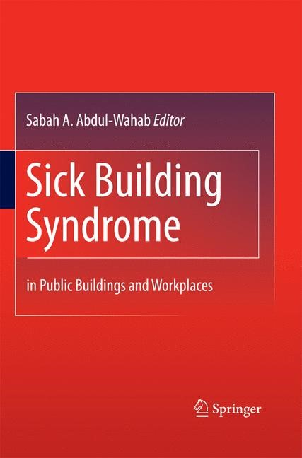 Sick Building Syndrome | Abdul-Wahab | 2011, 2014 | Buch (Cover)