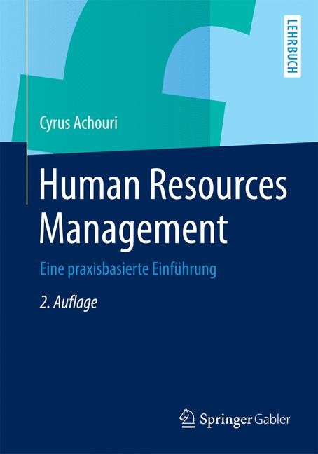Human Resources Management | Achouri | 2. Aufl. 2015, 2015 | Buch (Cover)