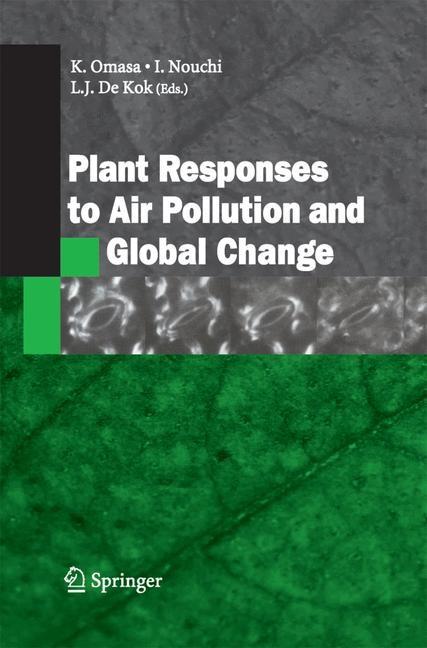 Abbildung von Omasa / Nouchi / De Kok | Plant Responses to Air Pollution and Global Change | 2005 | 2014
