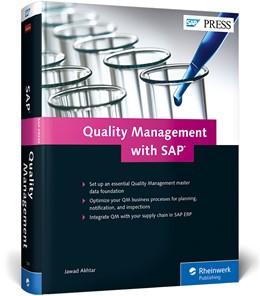Abbildung von Akhtar | Quality Management with SAP ERP | 2015