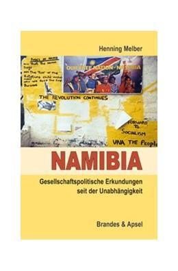 Abbildung von Melber | Namibia | erweitert und ergänzt | 2017 | Gesellschaftspolitische Erkund...
