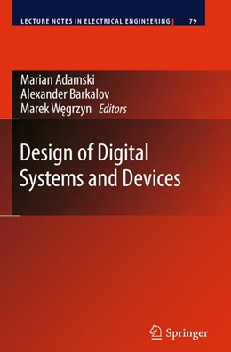 Abbildung von Adamski / Barkalov / Wegrzyn | Design of Digital Systems and Devices | 2011 | 2014 | 79