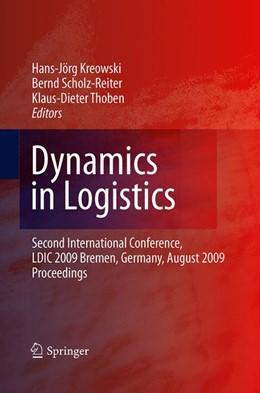 Abbildung von Kreowski / Scholz-Reiter / Thoben   Dynamics in Logistics   2011   2014   Second International Conferenc...