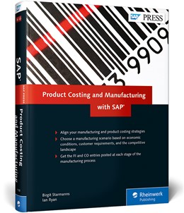 Abbildung von Ryan / Starmanns | Product Costing and Manufacturing with SAP | 1. Auflage | 2015 | beck-shop.de