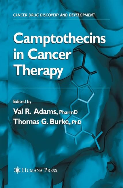 Camptothecins in Cancer Therapy | Adams | 2005, 2014 | Buch (Cover)