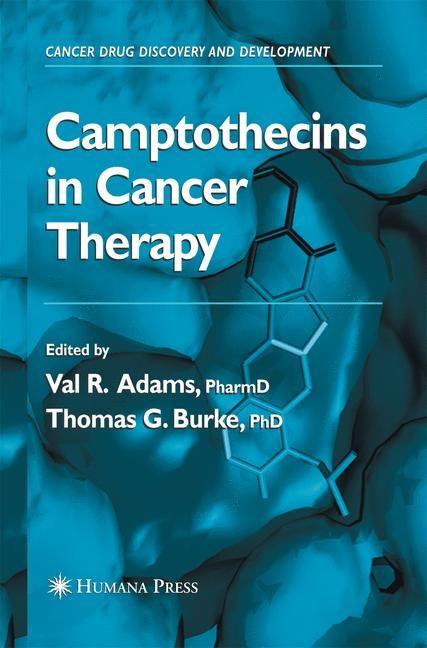 Abbildung von Adams | Camptothecins in Cancer Therapy | 2005 | 2014