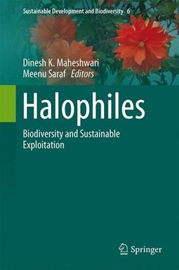 Abbildung von Maheshwari / Saraf | Halophiles | 1. Auflage | 2015 | 6 | beck-shop.de