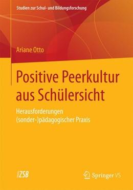 Abbildung von Otto   Positive Peerkultur aus Schülersicht   1. Auflage   2015   57   beck-shop.de
