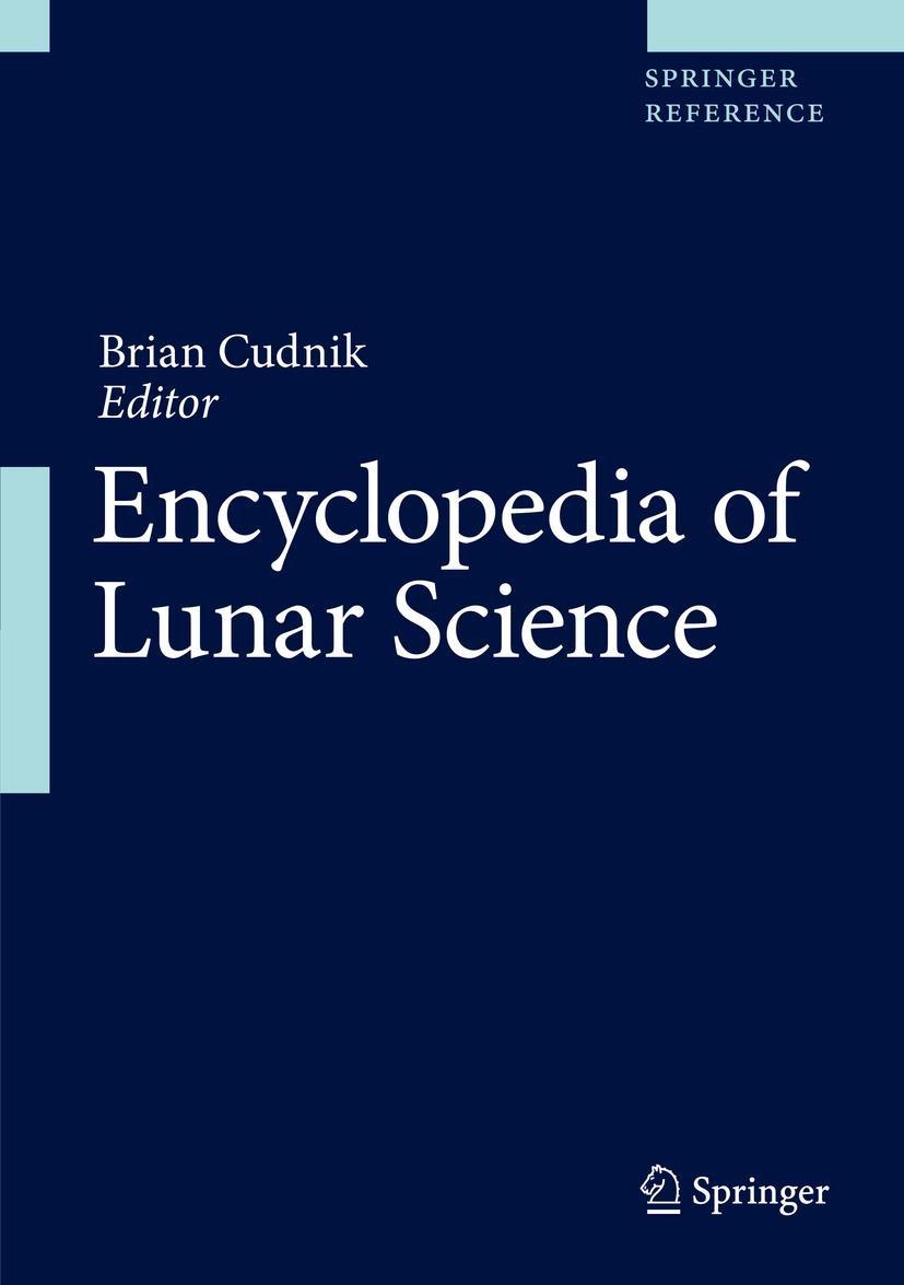 Abbildung von Cudnik | Encyclopedia of Lunar Science | 1st ed. 2021 | 2020