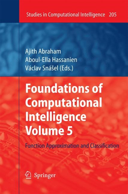 Foundations of Computational Intelligence Volume 5 | Abraham / Hassanien / Snášel | 2009, 2014 | Buch (Cover)