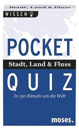 Abbildung von Krafft | Pocket Quiz Stadt Land & Fluss | 2015 | In 150 Rätseln einmal um die W...