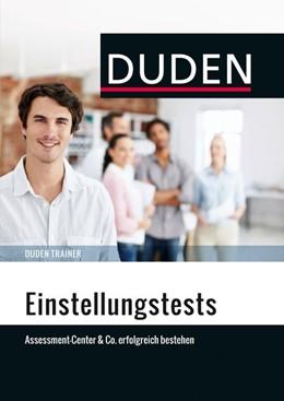 Abbildung von Willmann | Duden Trainer - Einstellungstests | 2015 | Assessment-Center & Co. erfolg...