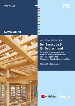 Abbildung von Lißner / Rug | Der Eurocode 5 für Deutschland | 2016