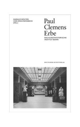 Abbildung von Wolter von dem Knesebeck | Paul Clemens Erbe | 2014 | Das Kunsthistorische Institut ... | 1
