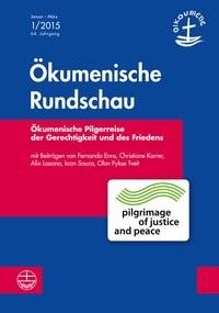 Ökumenische Pilgerreise der Gerechtigkeit und des Friedens, 2015 | Buch (Cover)