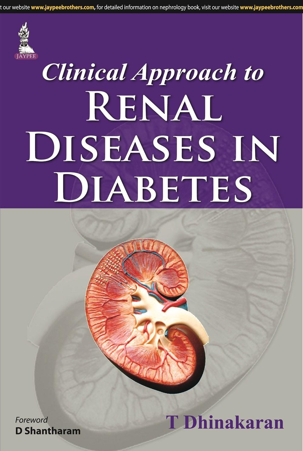 Abbildung von Dhinakaran | Clinical Approach to Renal Diseases in Diabetes | 2015