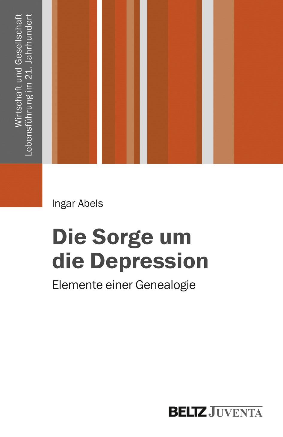 Die Sorge um die Depression | Abels, 2015 | Buch (Cover)