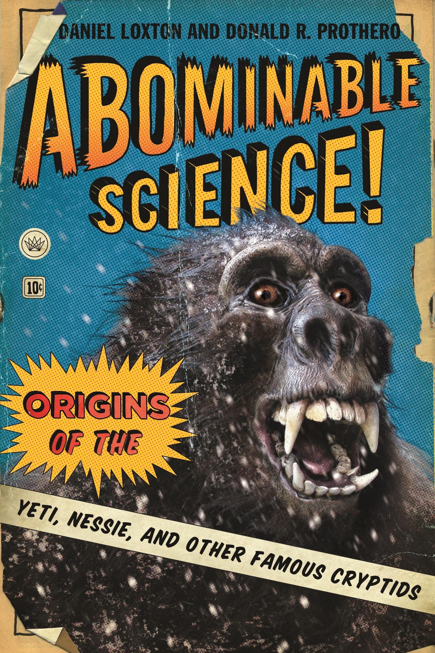 Abbildung von Loxton / Prothero   Abominable Science!   2015