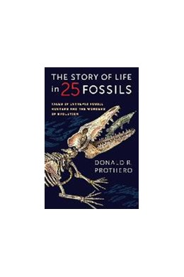 Abbildung von Prothero | The Story of Life in 25 Fossils | 2015 | Tales of Intrepid Fossil Hunte...