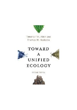 Abbildung von Allen / Hoekstra | Toward a Unified Ecology | 2015