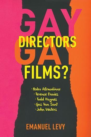 Abbildung von Levy | Gay Directors, Gay Films? | 2015