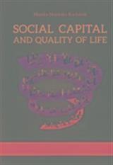 Abbildung von Mularska-Kucharek   Social Capital and Quality of Life   2015