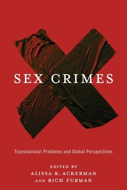 Abbildung von Ackerman / Furman | Sex Crimes | 2015 | Transnational Problems and Glo...