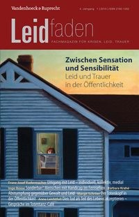 Zwischen Sensation und Sensibilität – Leid und Trauer in der Öffentlichkeit | Brathuhn / Müller, 2015 | Buch (Cover)