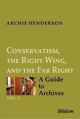 Abbildung von Henderson   Conservatism, the Right Wing, and the Far Right   1. Auflage   2017   beck-shop.de